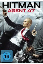 Hitman: Agent 47 DVD-Cover