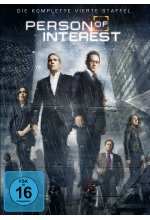 Person of Interest - Staffel 4  [6 DVDs] <br> DVD-Cover