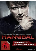 Hannibal - Staffel 3  [4 DVDs] DVD-Cover