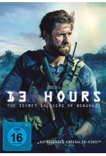 13 Hours - The Secret Soldiers of Benghazi DVD-Cover